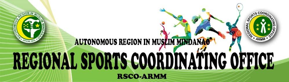 Regional Sports Coordinating Office-armm