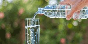 Air minum botol