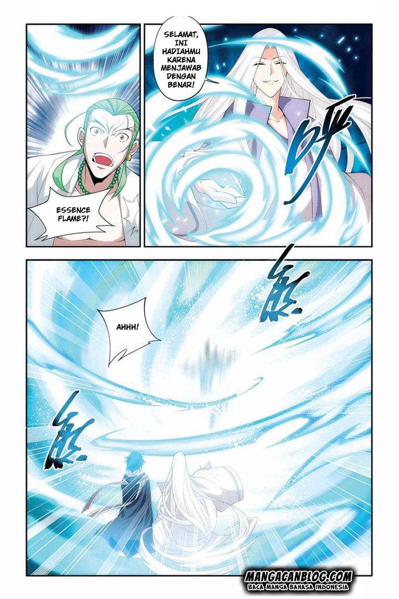 Battle Through Heaven Chapter 17-21