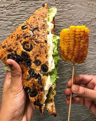 Bread by Wood Box Cafe, Hudson Lane, Gtb Nagar, Delhi