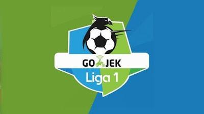 Logo Resmi 18 Klub Peserta Liga 1 2019