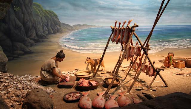 Prehistòria Japó comunitats Jomon