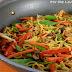 Vegetable Ramen Stir Fry Recipe