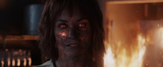 Iron Man 3 Creepy Fire Monster Lady
