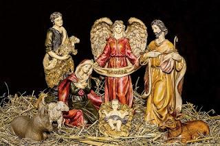 Nascita di Gesù 25 dicembre