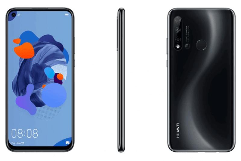 Huawei P20 Lite 2019 in Black
