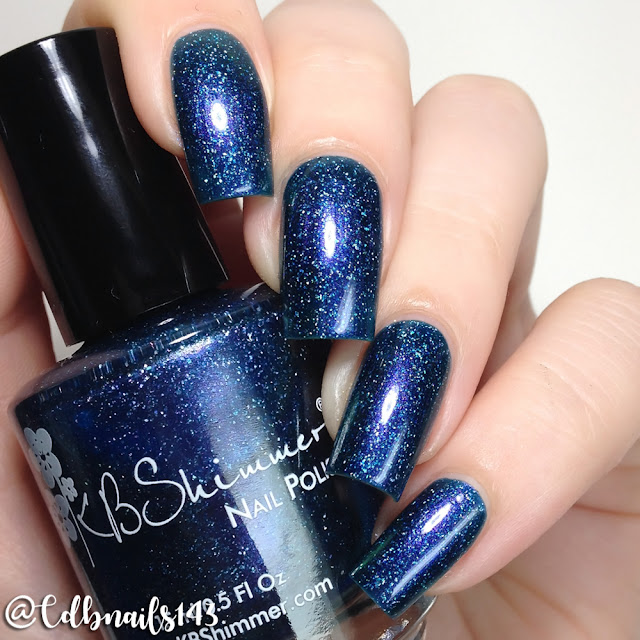 KBShimmer-The Age Of Aquarium