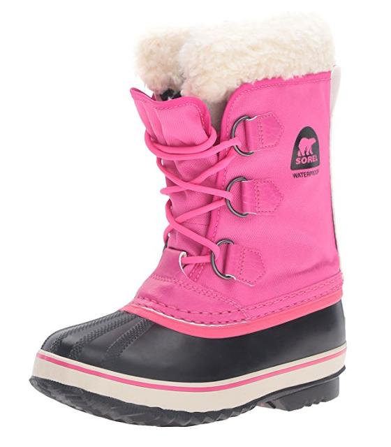 Amazon: SOREL Yoot Pac Nylon Snow Boots only $23 (reg $75)!