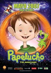 Papelucho y el Marciano – DVDRIP LATINO