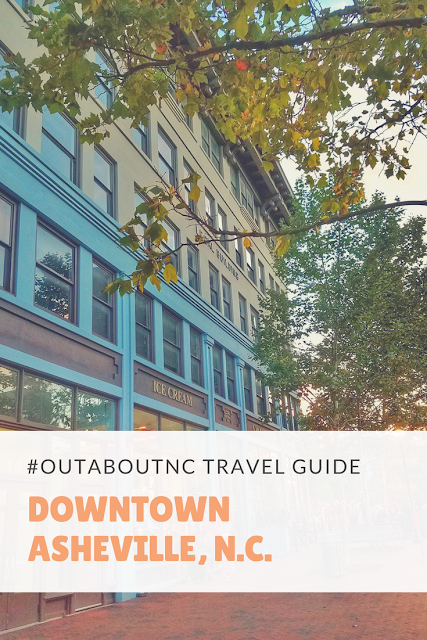 #OutaboutNC  Travel Guide for #Asheville #NorthCarolina