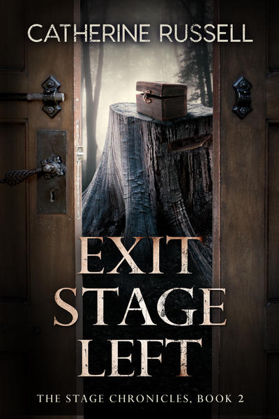 Exit Stage Left cover
