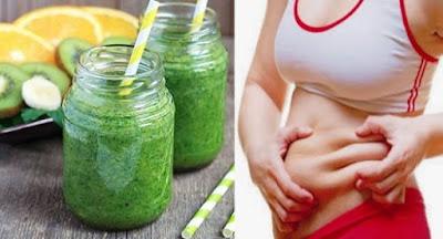 Incroyable boisson brûlante de graisse qui vous donnera des résultats visibles en 4 jours!