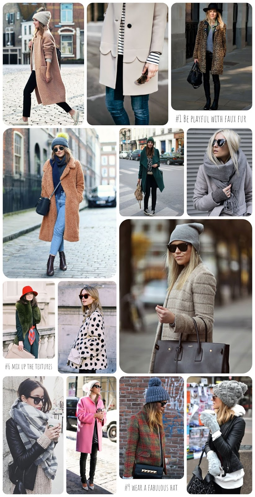 10 Ways to stay Chic & Cosy this Winter