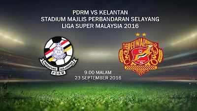 PDRM Vs Kelantan 23 Sept 2016