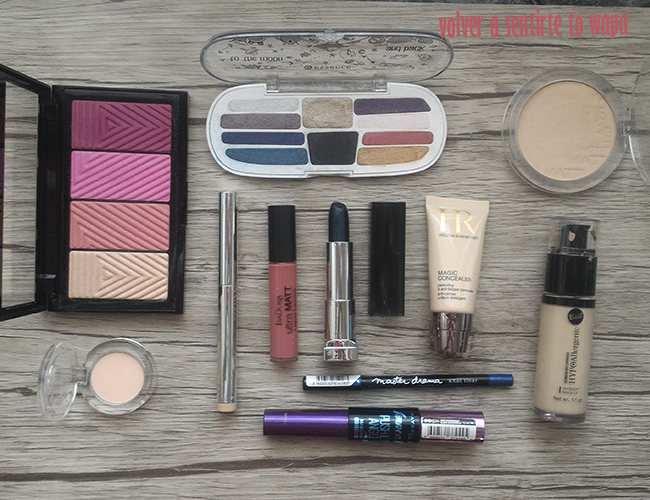 Novedades de Maquillaje low cost: Essence y Maybellone