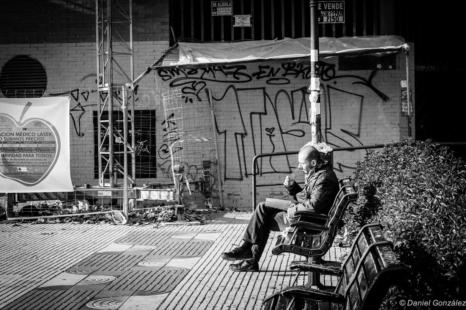 Lectura al sol, Alcorcón 2012