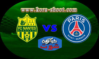 مشاهدة مباراة باريس سان جيرمان ونانت بث مباشر 03-04-2019 كأس فرنسا