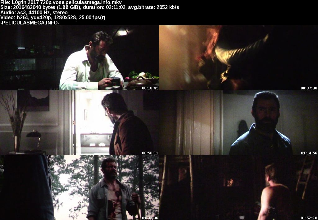 Descargar Logan Subtitulado por MEGA.