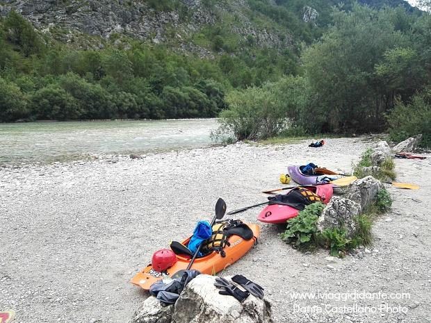 rafting slovenia
