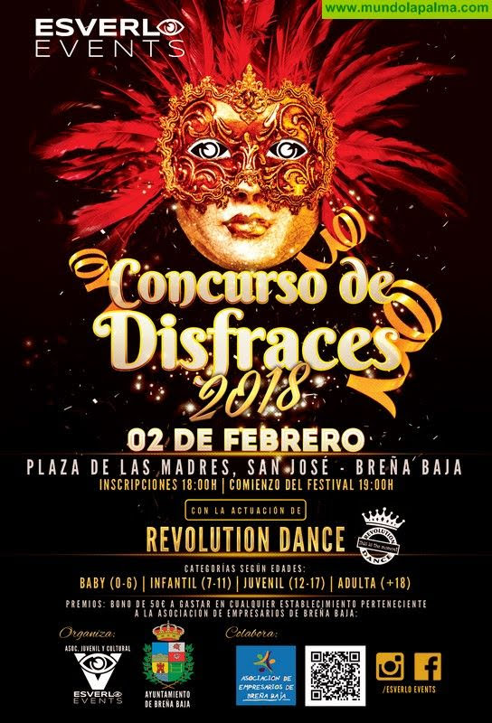 """BREÑA BAJA: Arranca el Carnaval con el """"Concurso de Disfraces"""""""