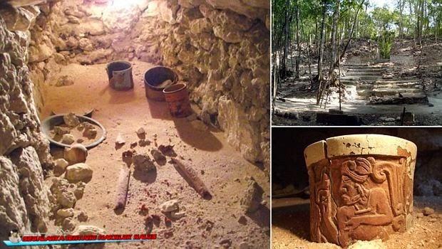 Mengungkap Misteri Makam Kuno dari Suku Maya