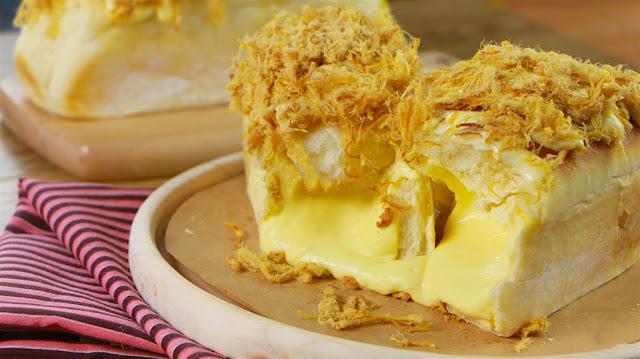 Đi trọn thế gian thưởng thức bánh ngon làm từ phô mai
