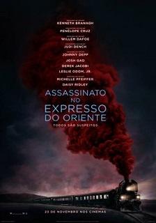 Assassinato no Expresso do Oriente Torrent (2018) Dublado e Legendado WEBRip 720p | 1080p – Download