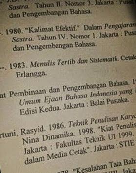 Penulisan Daftar Pustaka Dari Jurnal Koran Dan Majalah Imuzcorner