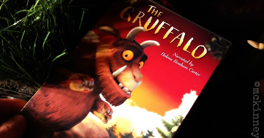The Gruffalo DVD #Giveaway + OMG Giveaway Hop
