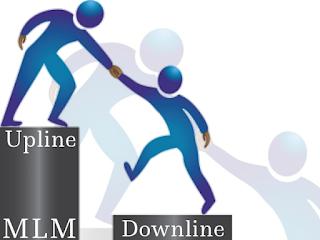 Bisnis MLM Real Rekan Bisnis Upline dan Downline saling bekerjasama