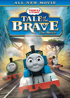 Thomas and Friends: Tale of the Brave (2014) online y gratis