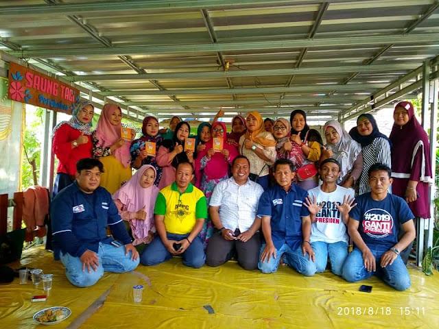 M. Nurfahroji, Caleg DPRD Dapil 4 Kembali Sosialisasikan JKN Kepada Warga
