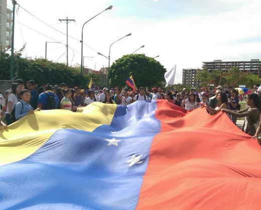 EN DESARROLLO - Imagenes de la #TomadeVenezuela este #26Oct
