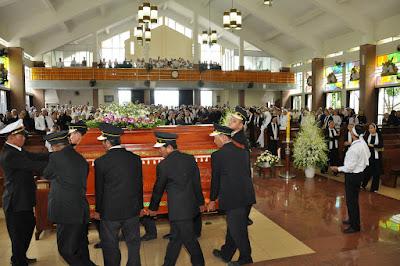 GP Bà Rịa: Thánh lễ an táng Cha Cố Phêrô Nguyễn Văn Giản - Ảnh minh hoạ 39