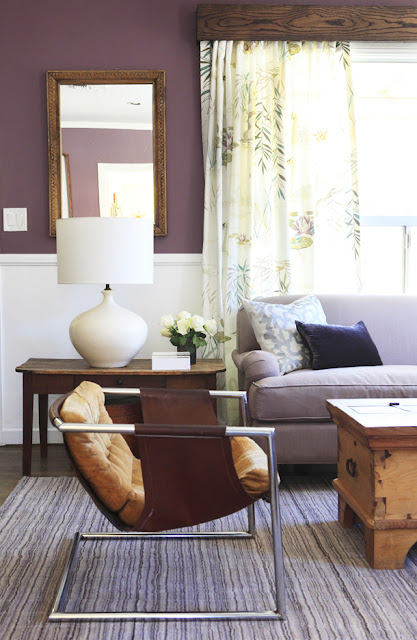 Paredes escuras na decoração de casa: quem se arrisca? Blog Achados de Decoração