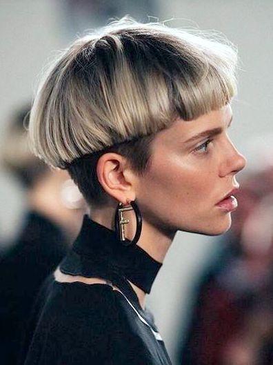 corte de cabello corto 2017
