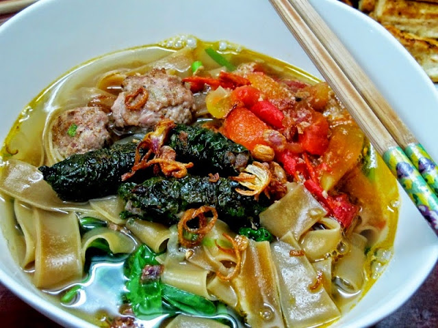 Crab soup for the Hai Phong soul 2