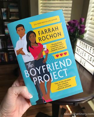 New Release: The Boyfriend Project by Farrah Rochon