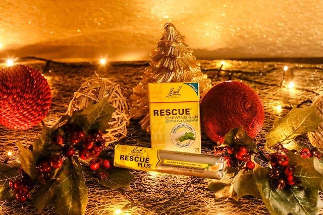 Rescue Remedy - For more ideas on how to survive the Christmas period and festive season read my pre-Christmas gift guide.