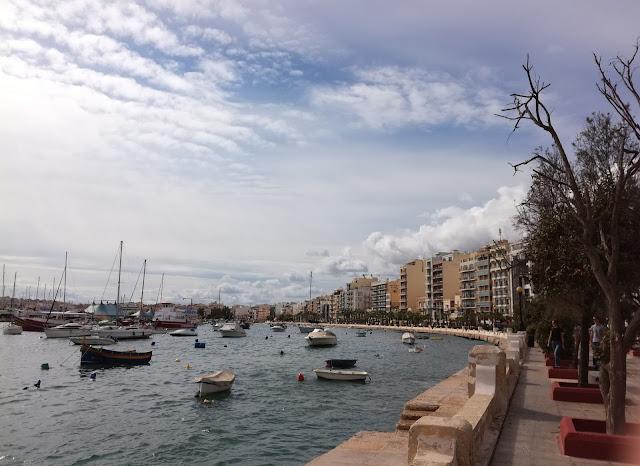 Marzenia się spełniają! Piszę do Was prosto z Malty i to nie są moje wakacje;)