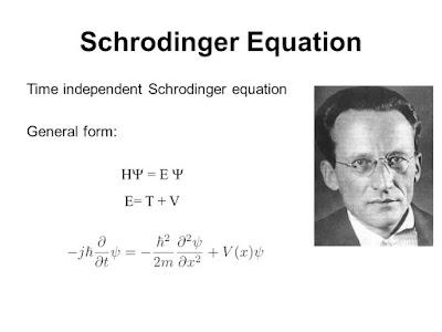معادلة شرودنجر