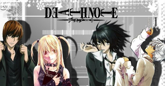 Download komik manga death note gratis