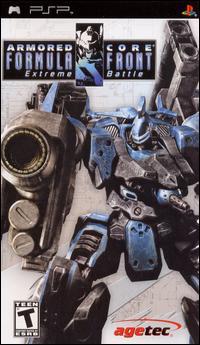 Armored Core Formula Front Extreme Battle [PSP] ISO [MEGA]