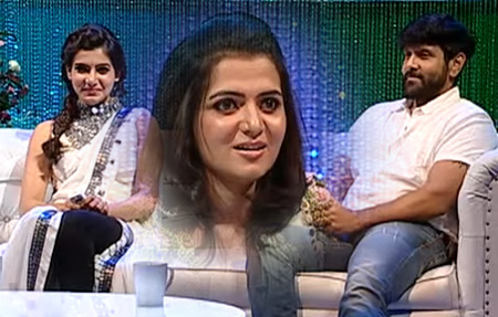 Koffee With DD 21-10-2015 Vijay TV Ayudha Pooja Special