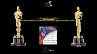 oscar favorite best music original song award-remember me-coco