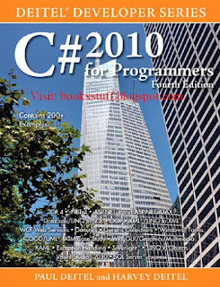 C# 2010 for Programmers 4th Edition by Deitel