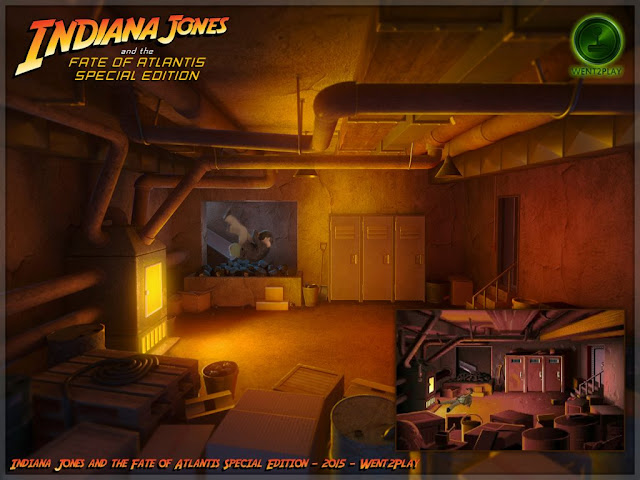 Indiana Jones and the Fate of Atlantis SE Demo 2.0 released! 3