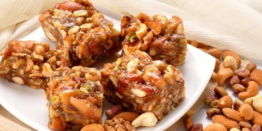 GAMBAr Aneka Kue Gula Kacang