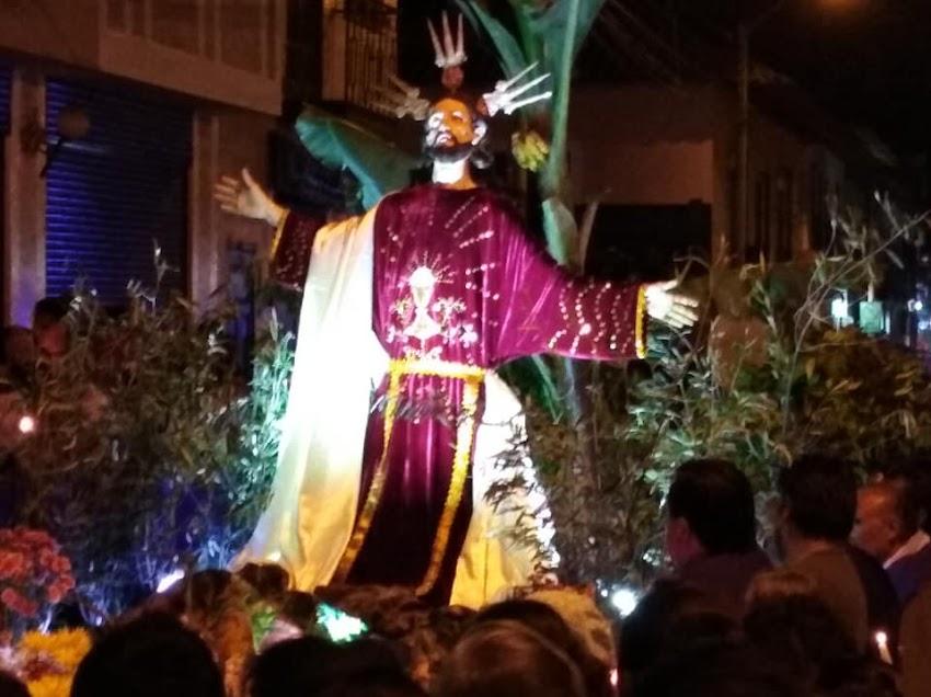 Lunes Santo: Procesión del Señor del Huerto - fotos 2019