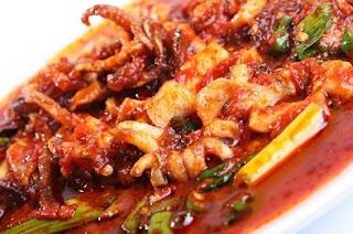 resep gurita pedas manis, cara memasak gurita goreng tepung, cara memasak gurita ala korea resep gurita asam manis, resep gurita saus tiram, resep gurita balado, resep gulai gurita, resep sambal gurita